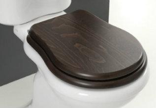Axa one Contea Holz WC-Sitz mit Absenkautomatik