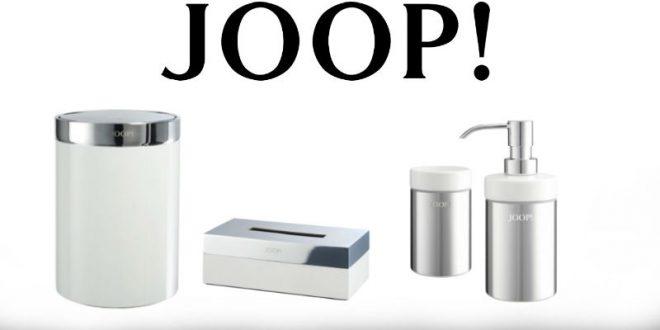 joop! badaccessoires - neuesbad magazin - Joop Badezimmer Accessoires