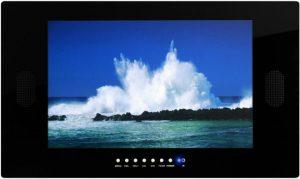 SplashVision BigSplash wasserdichter Einbau TV 22 Zoll schwarz