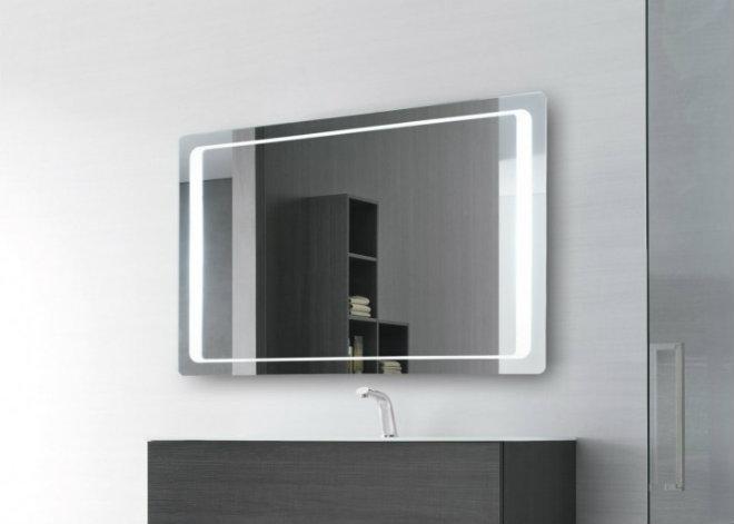 Vanita & Casa Aquila LED-Spiegel mit Bluetooth und Heizung