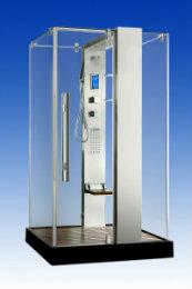 Neuesbad Design Dampfdusche Rechteck 1250x900x2200 mm