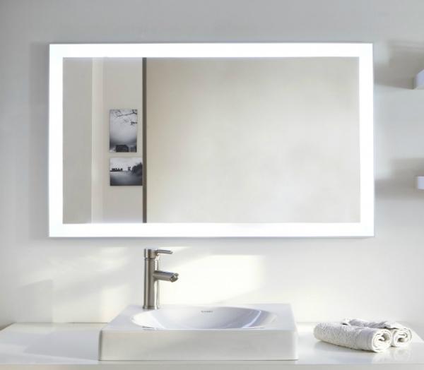 Neuesbad LED-Spiegel umlaufende LED-Beleuchtung