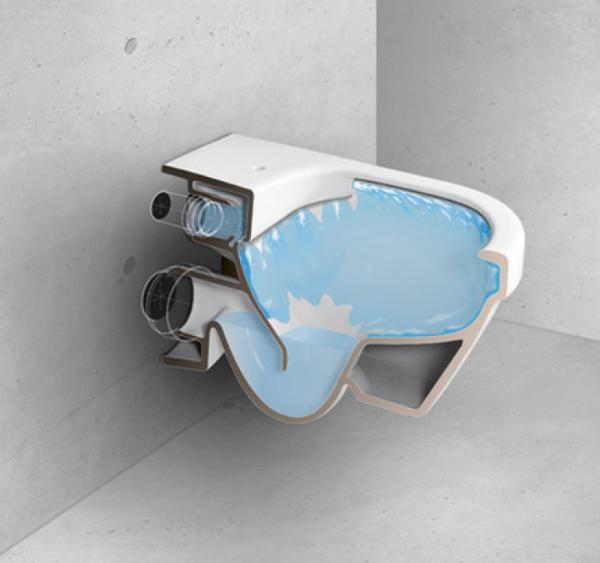 Villeroy & Boch Omnia architectura Wand-Tiefspül-WC spülrandlos