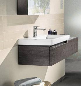 Villeroy & Boch Waschtischunterschrank Subway 2.0 A7010R 987x257x454 mm Santana Oak