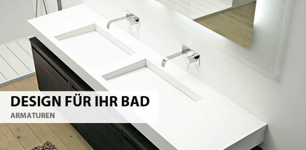 5 extravagante badarmaturen neuesbad magazin. Black Bedroom Furniture Sets. Home Design Ideas
