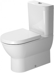 Duravit Stand-WC Kombi Darling New 630 mm