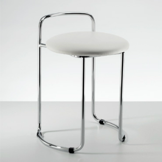 decor-walther-dw-60-badhocker-chrom-weiss-hoehe-45-cm