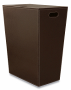 koh-i-noor-eco-pelle-2462-waeschekorb-mit-innensack-dunkelbraun-43x26x48-cm