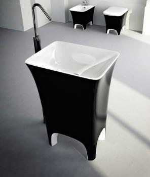 artceram-cow-freistehender-waschtisch-schwarz-weiss-dekor