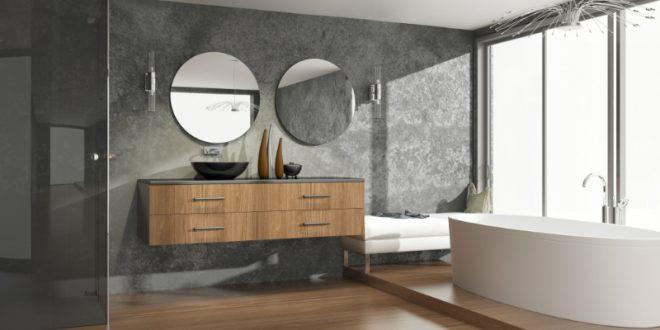 badezimmerm bel aus holz neuesbad magazin. Black Bedroom Furniture Sets. Home Design Ideas