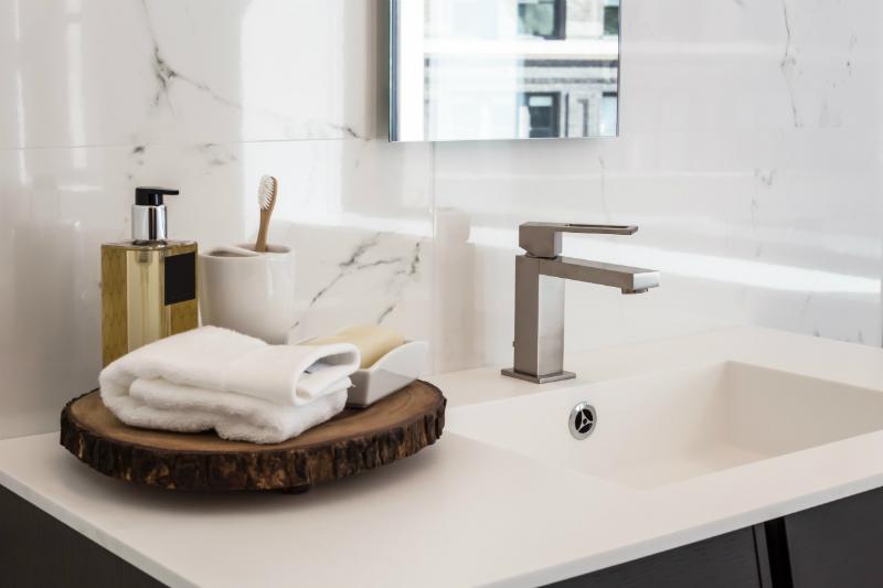 das moderne bad lebt von badaccessoires - neuesbad magazin, Hause ideen