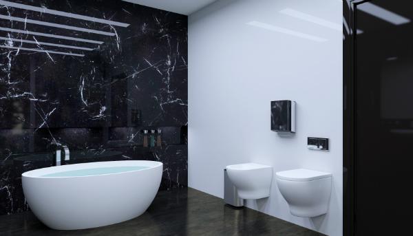 Fugenloses Bad gewünscht? - neuesbad Magazin