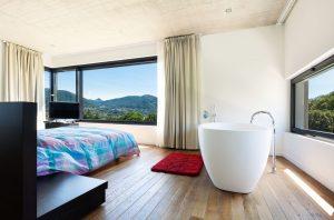 Badideen für ein Bad im Schlafzimmer