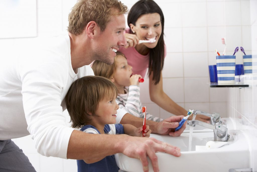 Badgestaltung - Familienbad