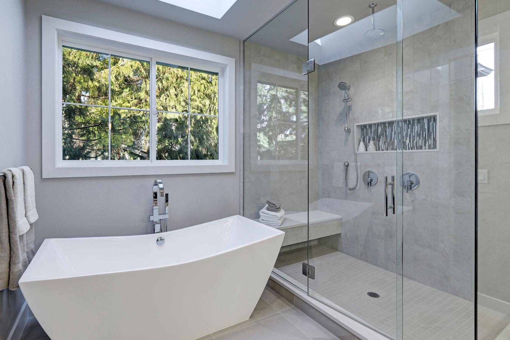 Begehbare Dusche für Ihr Badezimmer   neuesbad.de