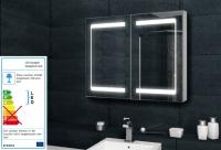 Neuesbad LED Spiegelschrank, B:1000, H:700 mm