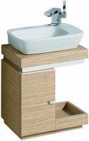 Keramag Handwaschbecken-Unterschrank Silk 816440, B: 400, H: 440, T: 290mm, 816440000