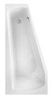 Acryl Badewanne Bahia Model B 1600x750 mm, weiß