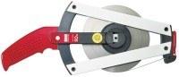 BMI Bayerische Massindustrie Stahlbandmaß Ergoline AF L.30m mm/- gelb Flextop BMI Genauigk.II, 30503