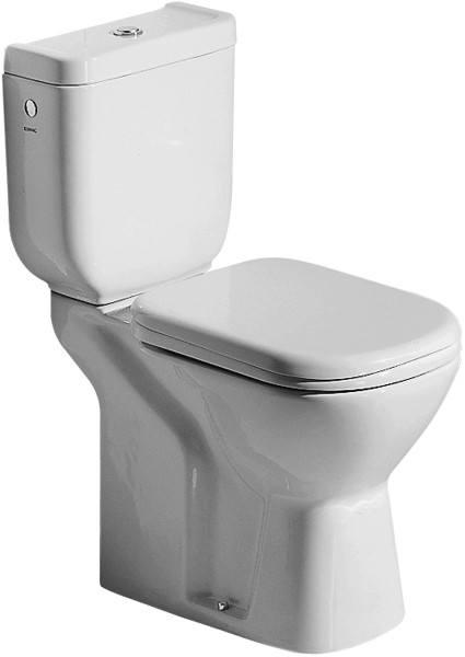 WC-Sitz Eurotrend,, 573430010, Edelstahlscharniere Manhattan 573430010