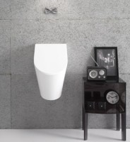 Globo Forty3 Urinal, B: 330, T: 370 mm, FO030.BI, weiss