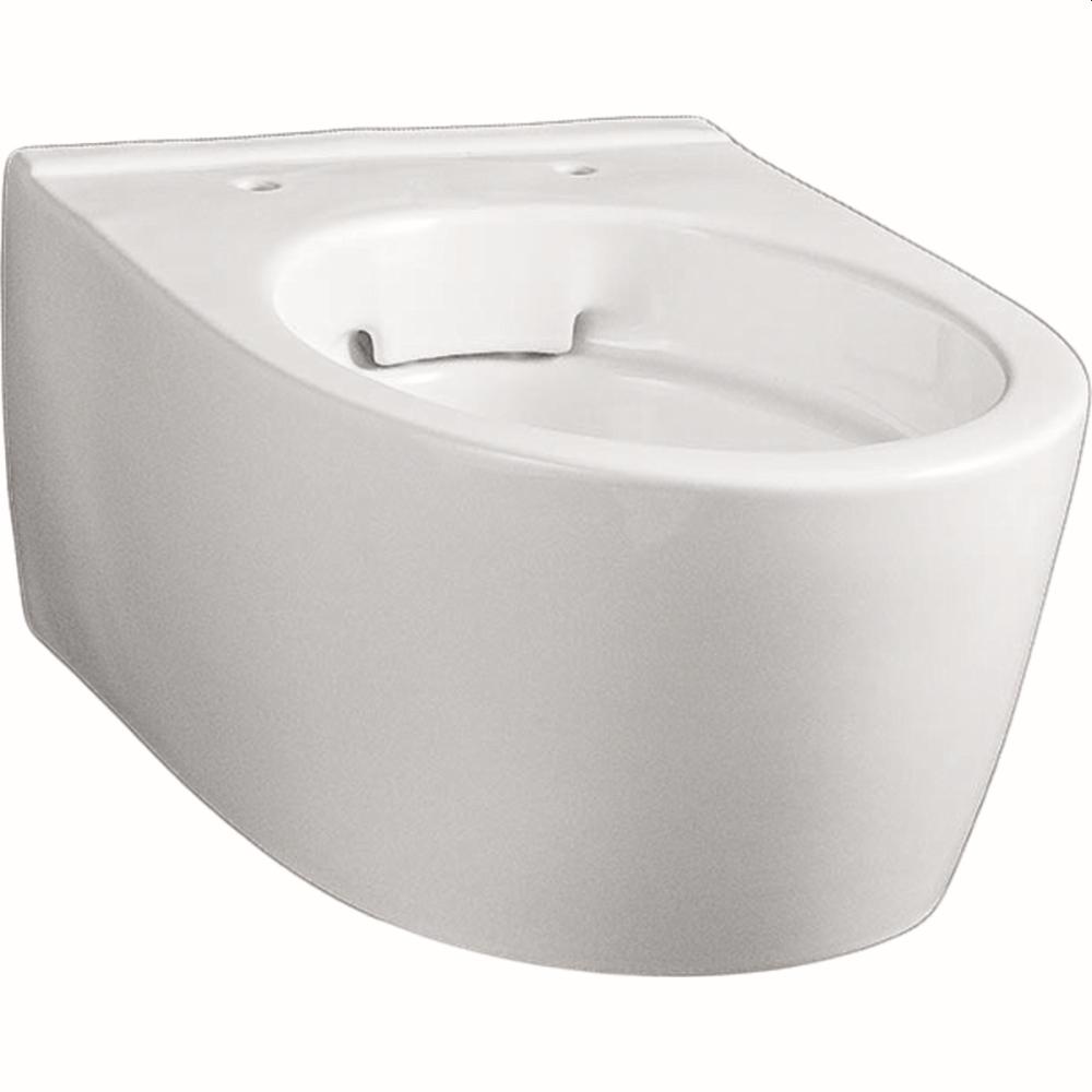 Geberit Keramag Wand Tiefspül WC iCon XS, 20, B 20, T 20 mm,  spülrandlos, 20600, weiss
