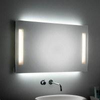 KOH-I-NOOR LED Spiegel mit Raum- und Seitenbeleuchtung, B: 800, H: 600, T: 33 mm
