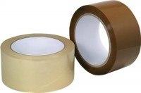 IKS Klebebandsysteme Verpackungsklebeband Länge 66m Breite 50mm braun PP-Folie Acrylatklebstoff,