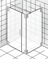 HSK K2.21 Drehtür, Nebenteil und Seitenwand
