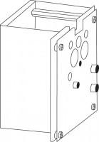 Mepa Sanicontrol Aufbaureflek-, tor T580 zu T430, T630, 714060