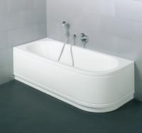 Bette Rechteck-Badewanne Starlet IV Comfort 6650, 160x70x42 cm