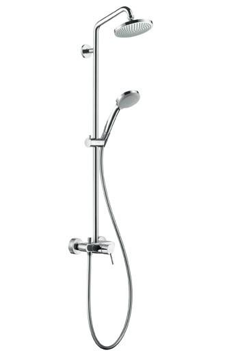 Showerpipe Croma 100 Einhebelmischer 27155000