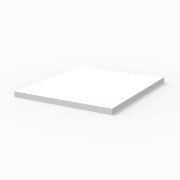 Sanipa 3way Abdeckplatte, Weiß-Soft, AP10043
