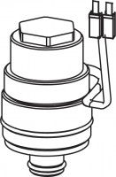 Mepa Sanicontrol Magnetventil, MV606 zu Urinal-St. T606, 716943