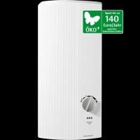 Durchlauferhitzer AEG DDLE Basis 18 / 21 / 24 kw,umschaltbar, elektronisch geregelt, 222390