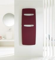 Zehnder Design-Heizkörper Vitalo Completto, VITK-180-050 1825x16x490, RAL 3000