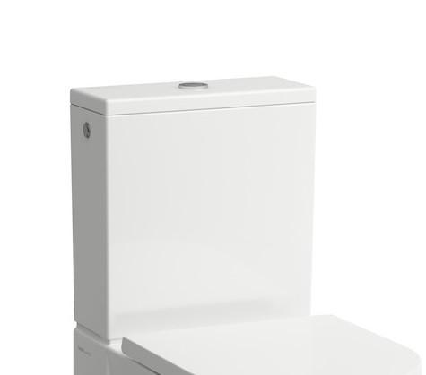Laufen Spülkasten, Vienna Comfort, 390x185, weiß, 82647.1, 8264710008711