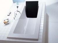 Hoesch Badewanne Zero 1700x900 mit einstellbarer