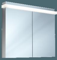 Schneider Spiegelschrank Taikaline/90/2/LED, 1x32W 900x785x120 alueloxiert, 158.090.02.50