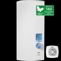 Durchlauferhitzer AEG DDLE ÖKO Thermodrive 18 / 21 / 24 kW, umschaltbar, vollelektronisch geregelt,