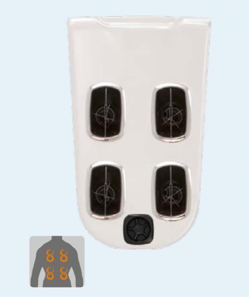 Villeroy & Boch Design Line JetPak 2 Erweiterung Modell S01, Oscillator