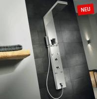 HSK Duschpaneel Lavida - freihängende Regentraverse