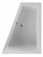 Acryl Badewanne Galia II Model A 1750x1350x700 mm, weiß