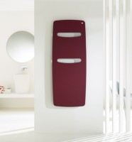 Zehnder Design-Heizkörper Vitalo Completto, VITK-120-060 1225x16x590, RAL 9017
