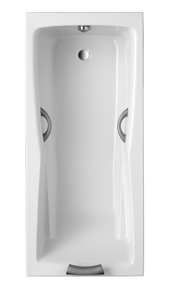 Image of Acryl Badewanne Atlanta 1800x800 mm, weiß