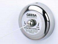 Geesa Hotel Collection Wäscheleine ausziehbar (max 2850 mm)