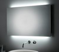 KOH-I-NOOR LED Spiegel mit Raumbeleuchtung, B: 1200, H: 800, T: 55 mm