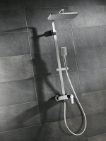 HSK Shower Set RS Softcube, chrom