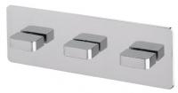 AquaConcept iTap Unterputz-Brausearmatur ohne Einbaubox mit 2-Wegeumstellung