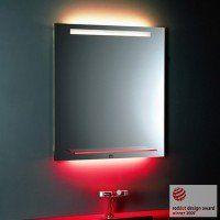 Zierath Lichtspiegel SCALA Kristallspiegel, BxH: 500x900, ZSCAL0801050090